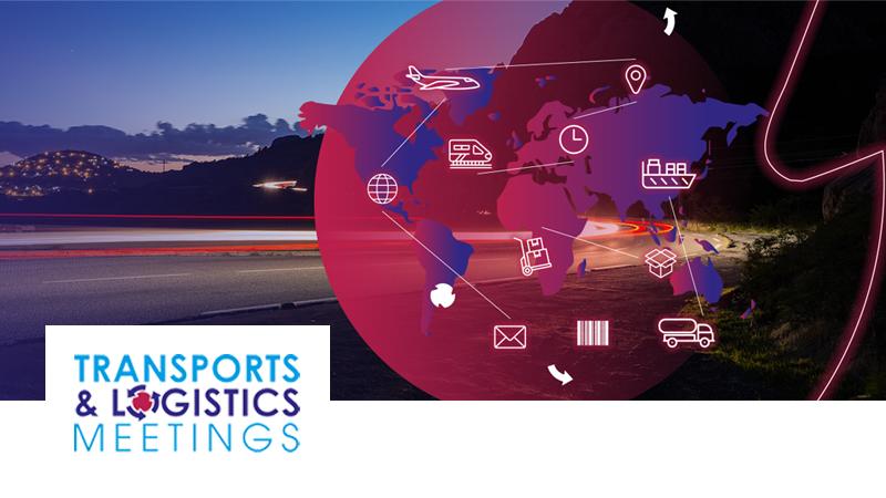 Fret21 participe à l'événement Transports & Logistics meetings, à Cannes (06) du 31 au 02 sept. 2021